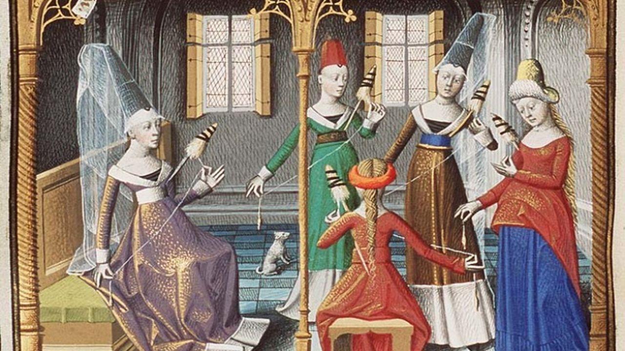 Nel medioevo Nel medioevo la donna era considerata un essere inferiore. Le donne si occupavano dell' economia della casa,infatti, l'ambito a cui erano