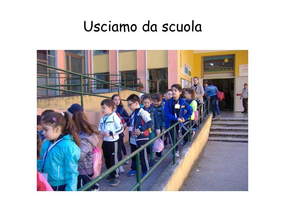 Usciamo da scuola