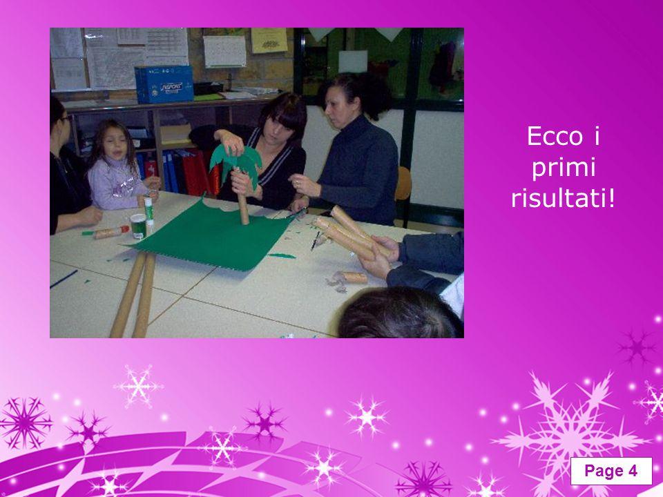 Page 15 NATALE Quest'anno Natale alla scuola A.Moro ha un sapore speciale: il gusto di lavorare insieme, di collaborare per rendere la scuola più bella, calda e accogliente.