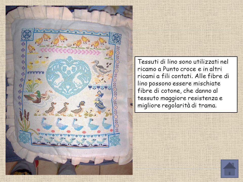  Oltre ai tessuti, la stoppa del lino viene utilizzato per la creazione di corda e spago e per la produzione della carta.