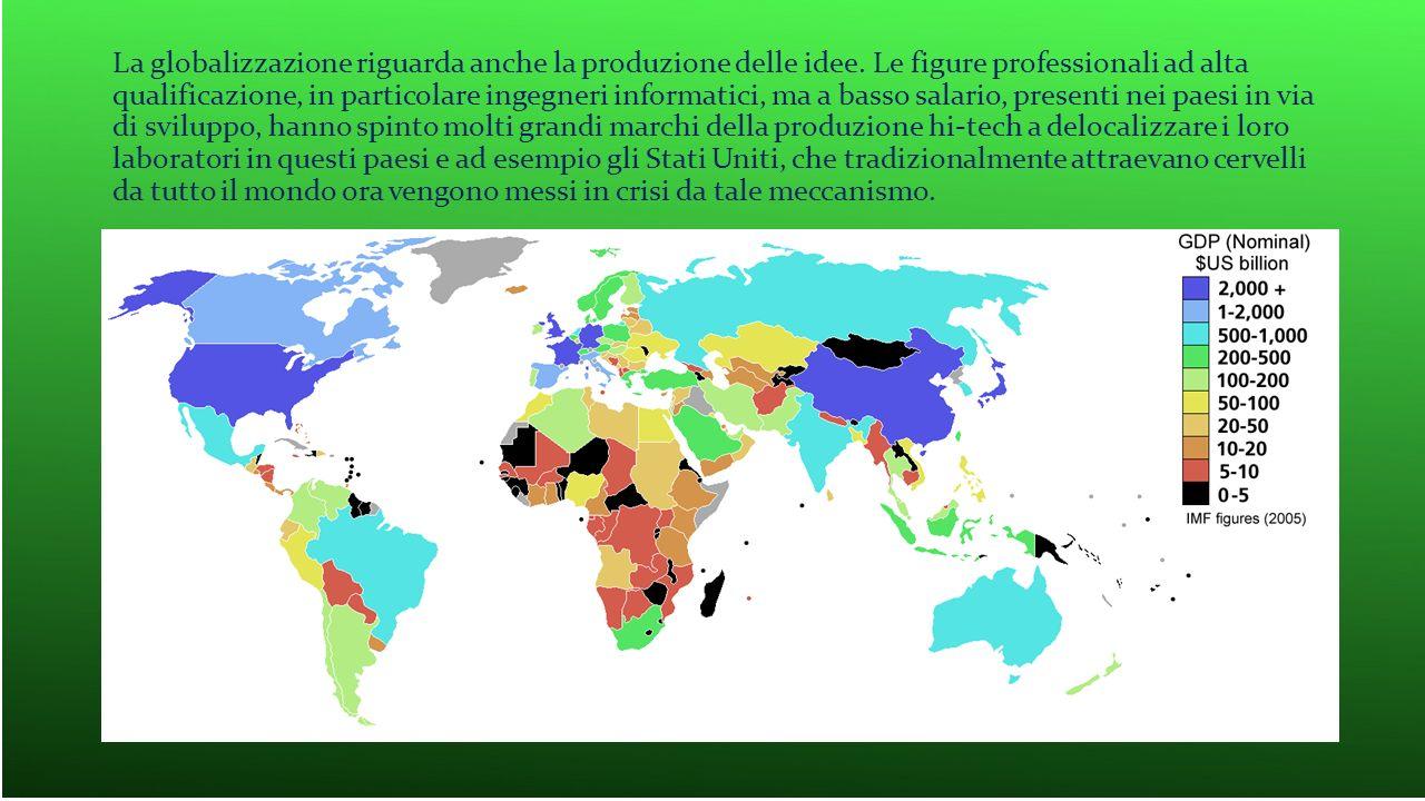 GLOBALIZZAZIONE CULTURALE Per globalizzazione culturale si intende la diffusione mondiale di un certo tipo di cultura e della conseguente colonizzazione di quella dei paesi più poveri che non riescono ad imporsi.
