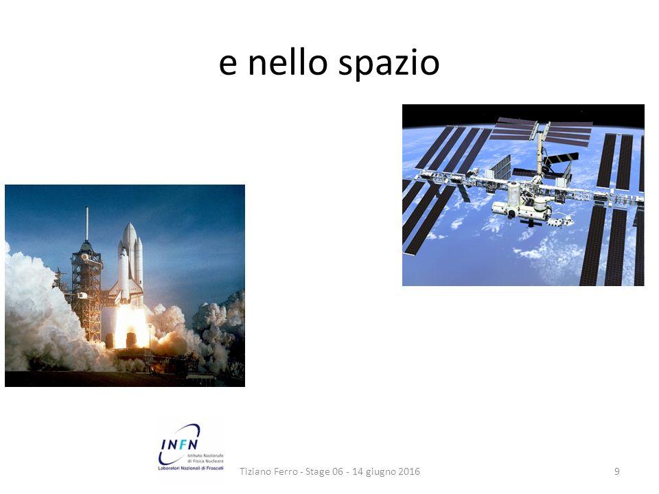 e nello spazio Tiziano Ferro - Stage 06 - 14 giugno 20169