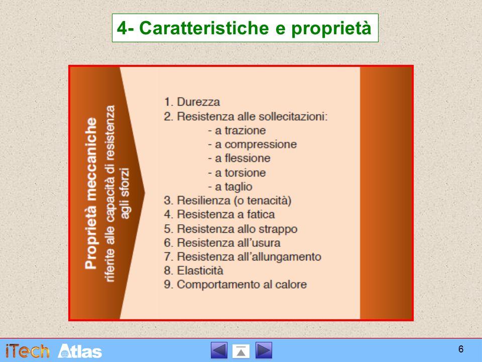 4- Caratteristiche e proprietà 6