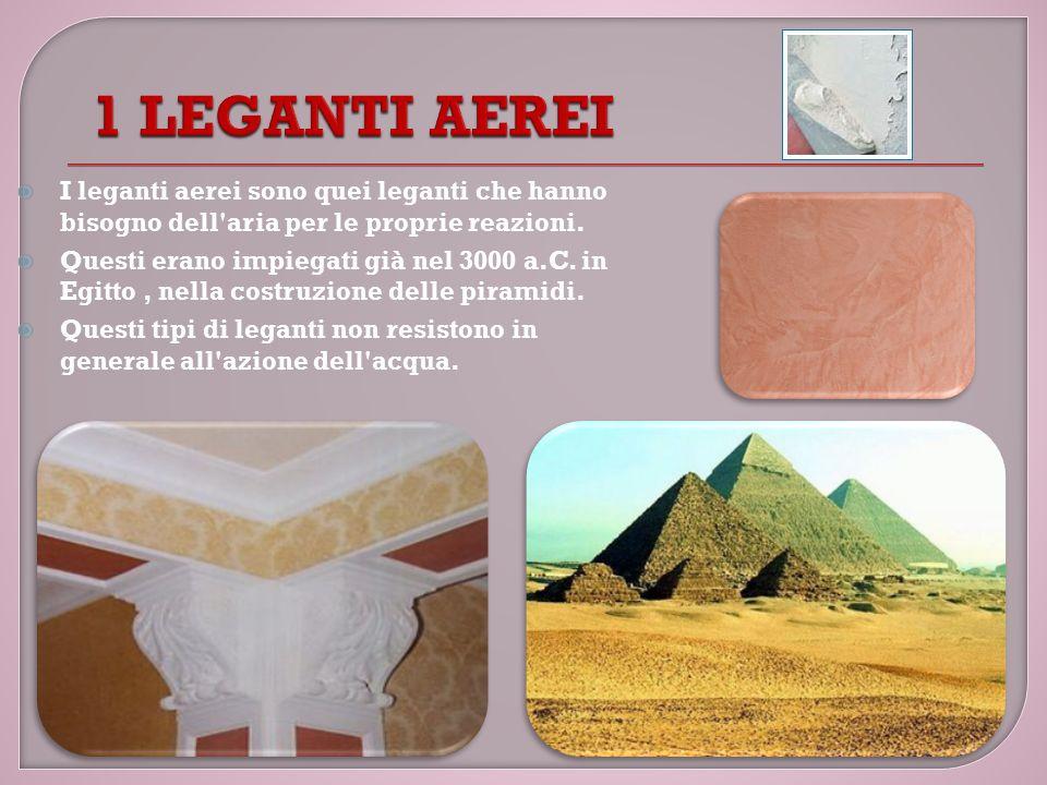  La calce è ricavata dalla cottura, a una temperatura di circa 1150°C, di rocce calcaree  Essa si presenta in due forme chimicamente distinte: La calce viva molto porosa che per essere lavorata viene «spenta» con acqua.