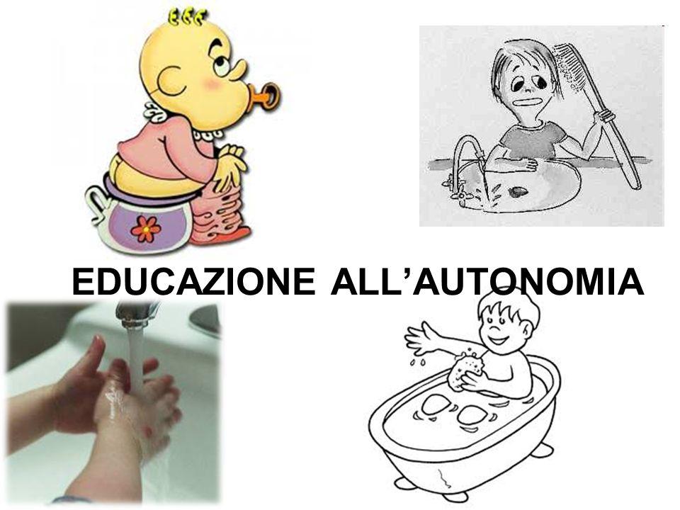 EDUCAZIONE ALL'AUTONOMIA