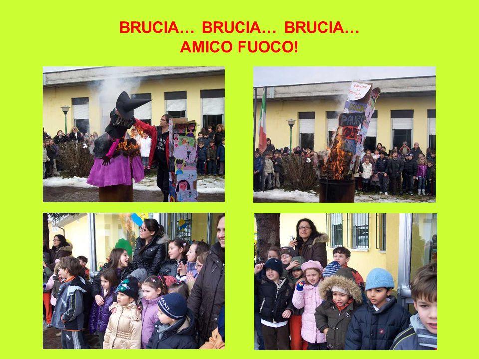BRUCIA… BRUCIA… BRUCIA… AMICO FUOCO!