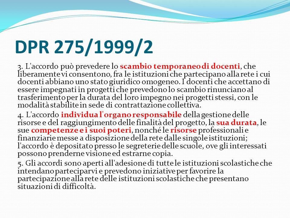 DPR 275/1999/2 3.