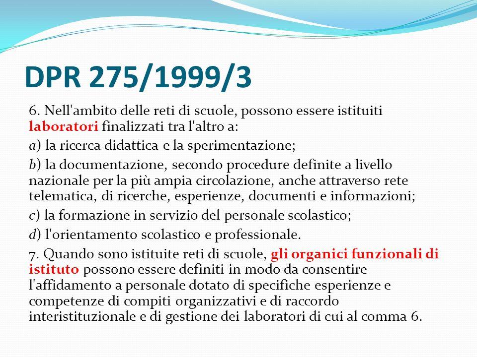 DPR 275/1999/3 6.