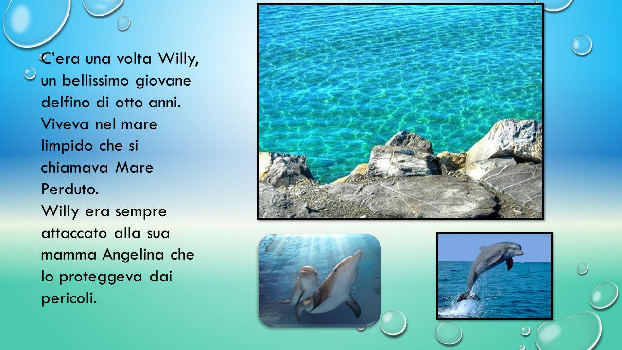 UNA BELLA STORIA WILLY E VALENTINA Racconto di Annamaria e Alessia (cl 3)