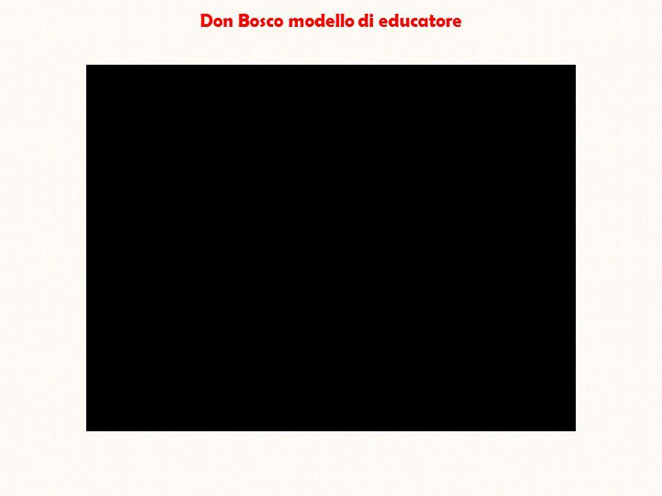 Don Bosco modello di educatore