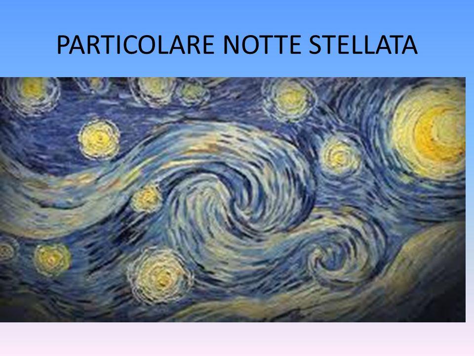 PARTICOLARE NOTTE STELLATA