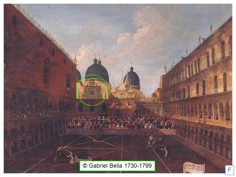 F © Gabriel Bella 1730-1799