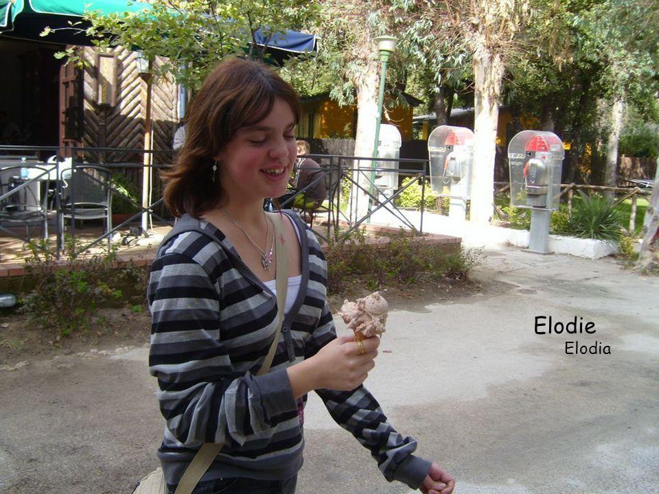 Elodie Elodia