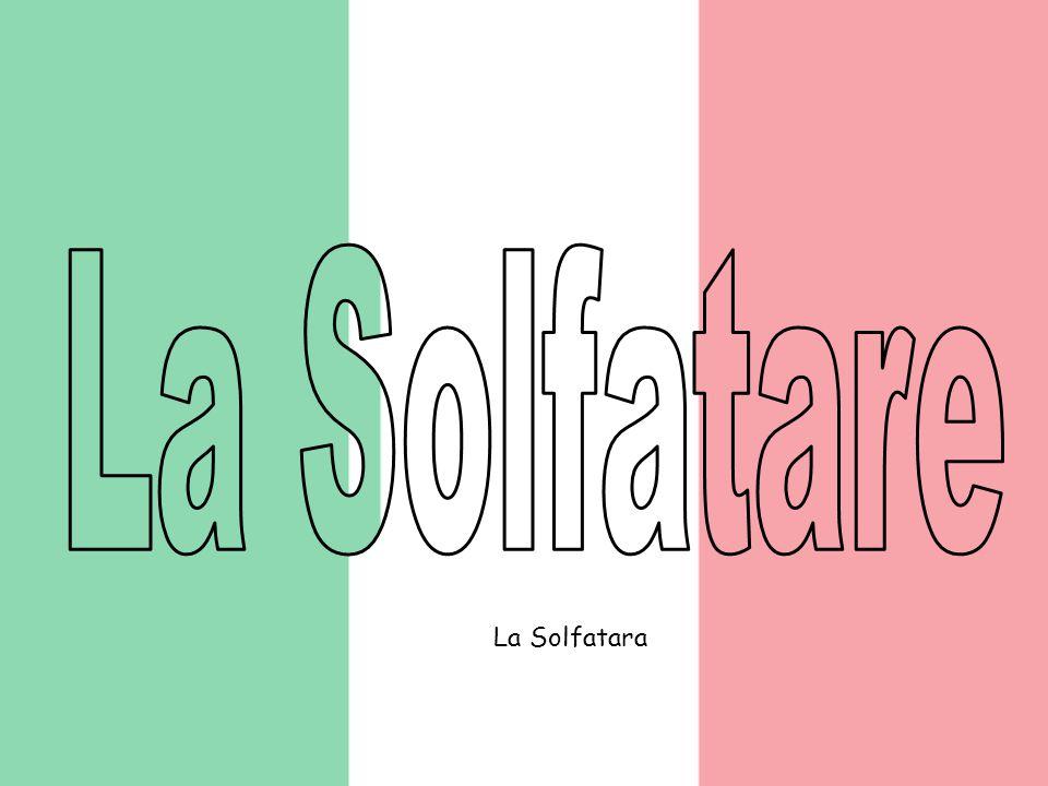 La Solfatara