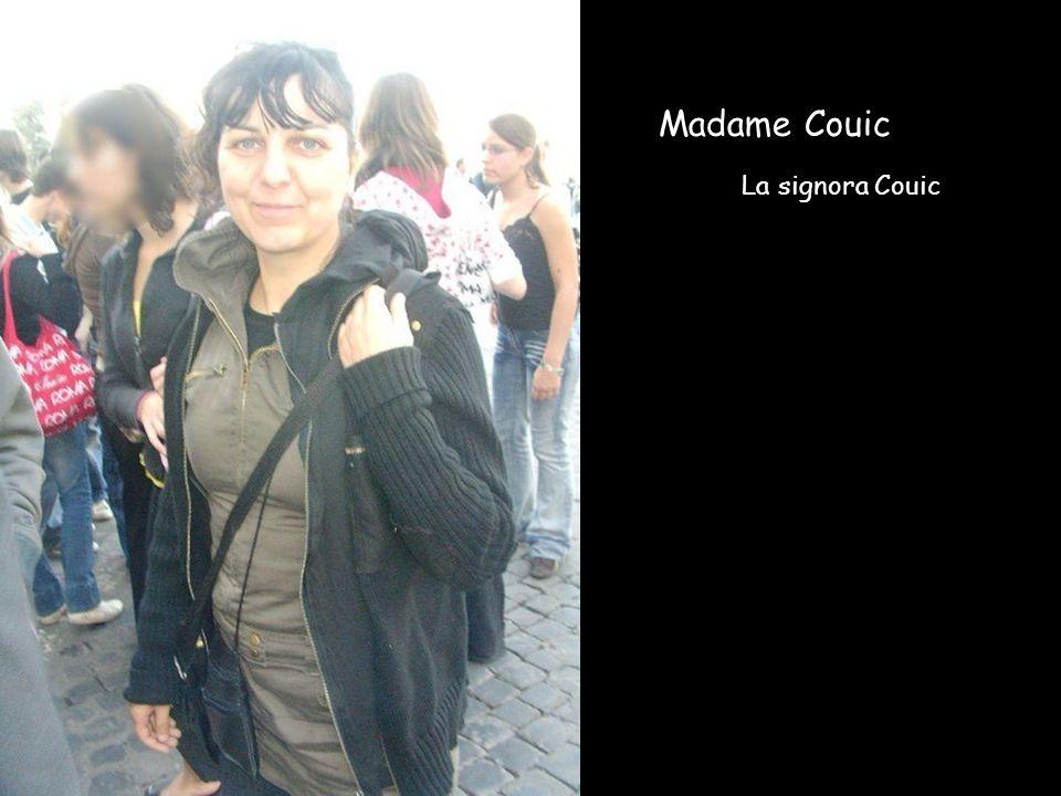 Madame Couic La signora Couic