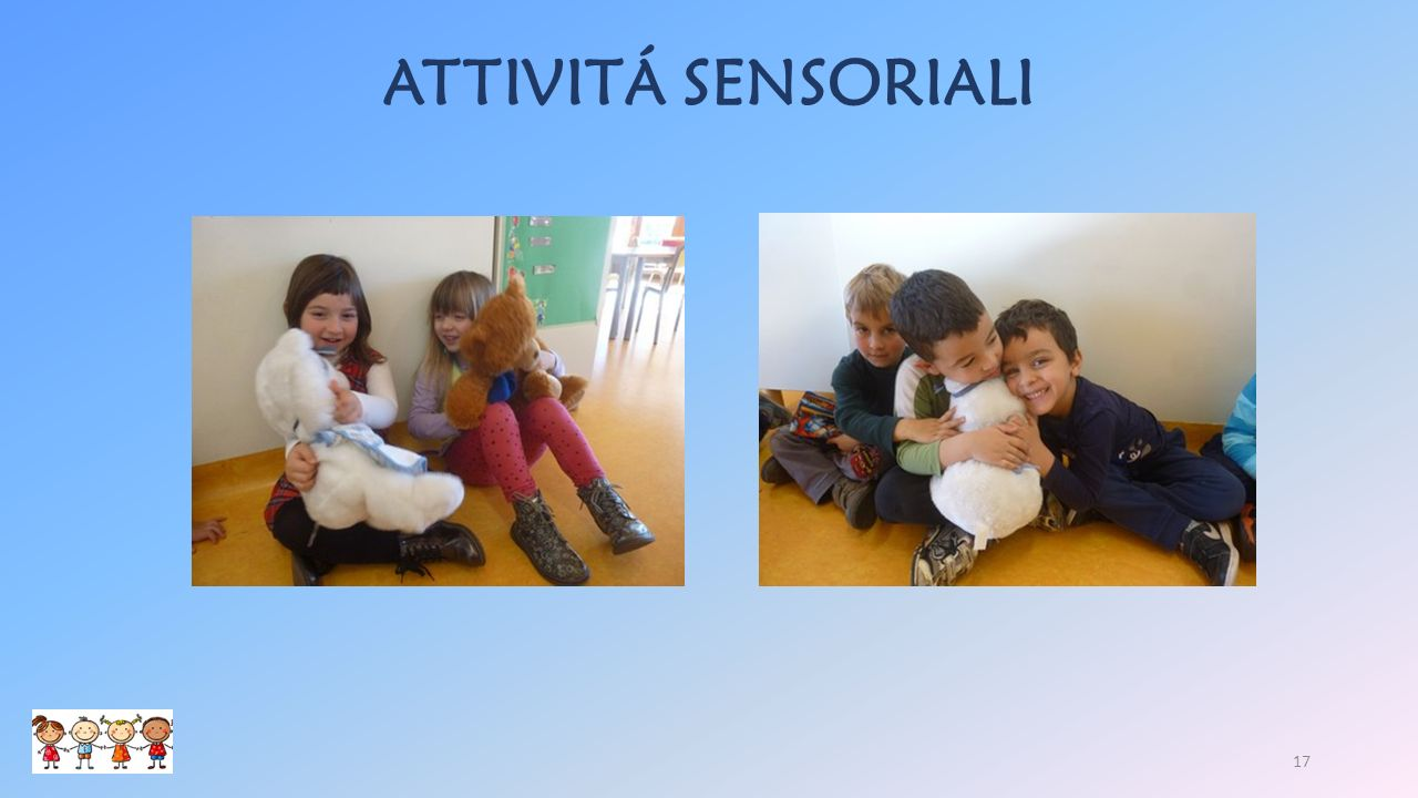 ATTIVITÁ SENSORIALI 17