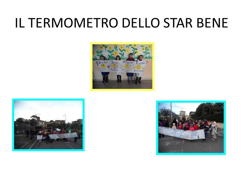 IL TERMOMETRO DELLO STAR BENE