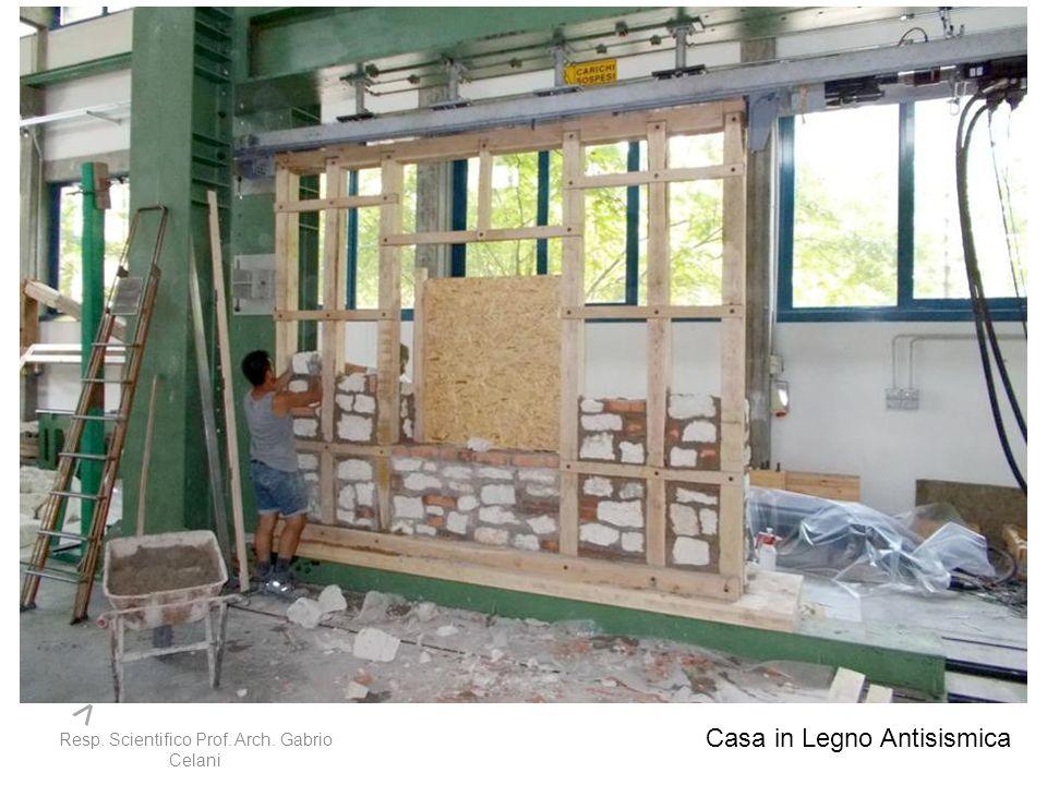 > > Casa in Legno Antisismica