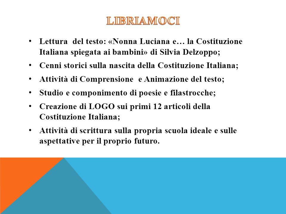 Top Lettura del testo: «Nonna Luciana e… la Costituzione Italiana  JM43