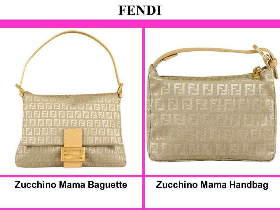 Zucchino Mama Baguette FENDI Zucchino Mama Handbag