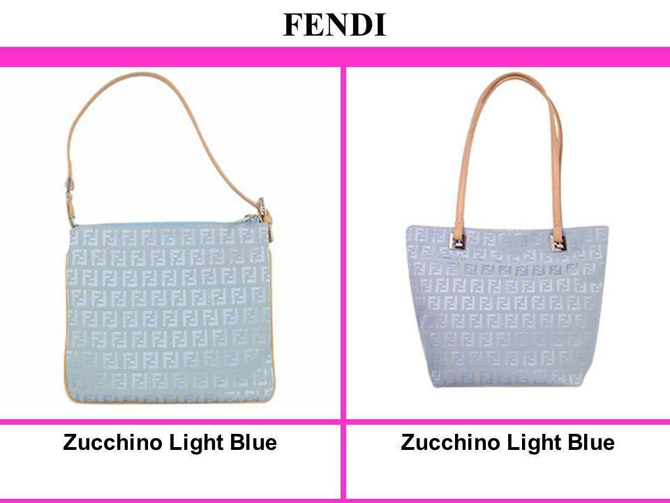 FENDI Zucchino Light Blue