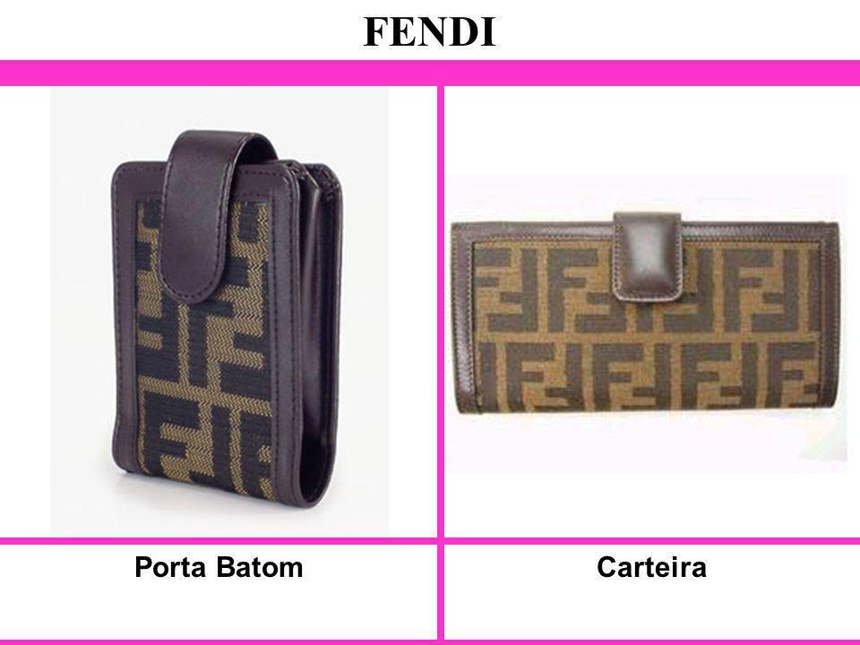 Porta Batom FENDI Carteira