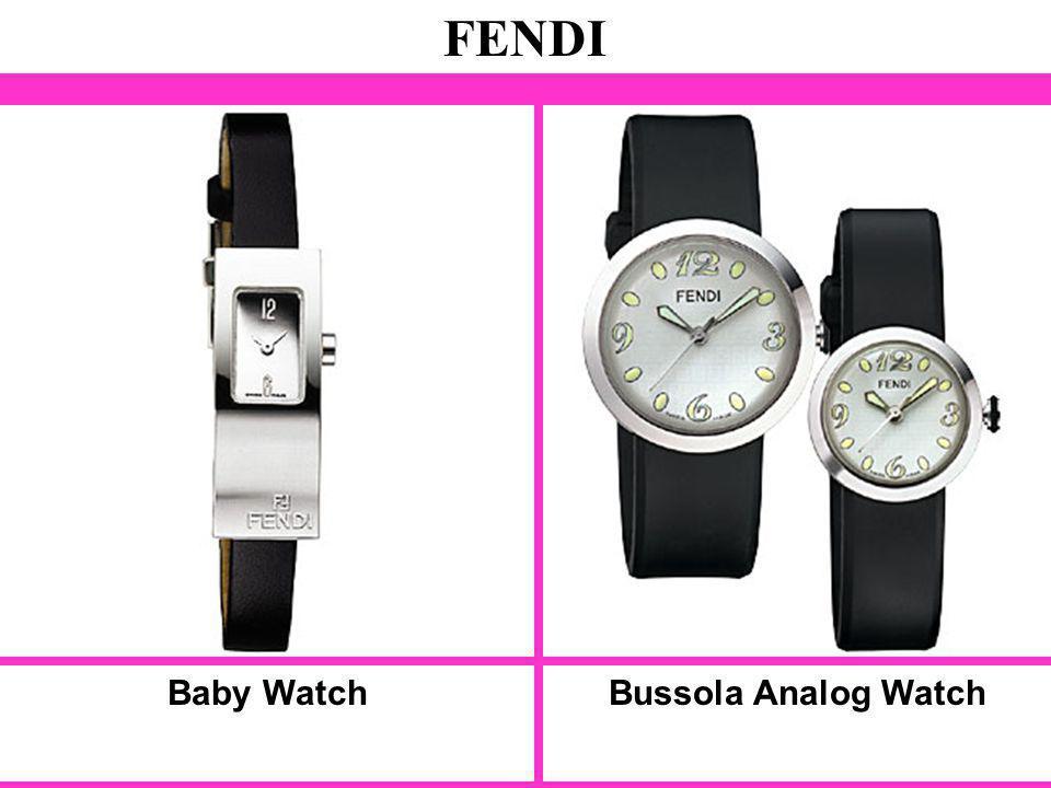 Baby Watch FENDI Bussola Analog Watch