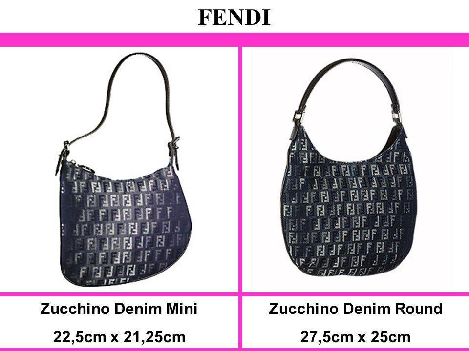 Shoulder Bag - Frente FENDI Shoulder Bag - Atrás