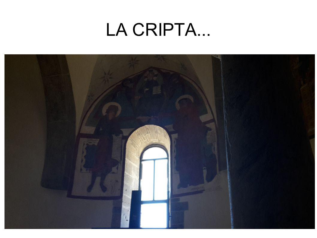 LA CRIPTA...