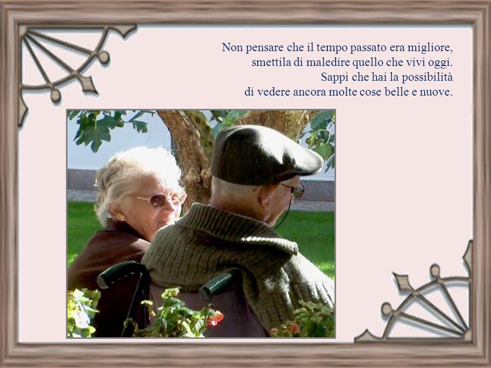 Mantieni vive le relazioni umane, con giovani, bambini e adulti.