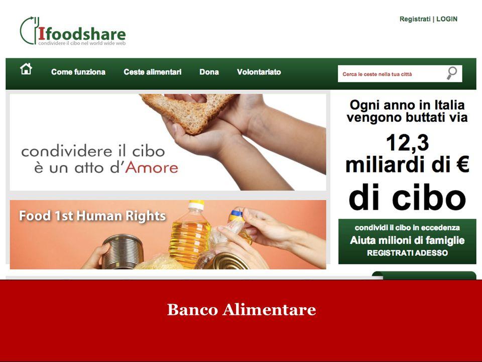 www.collaboriamo.org Banco Alimentare