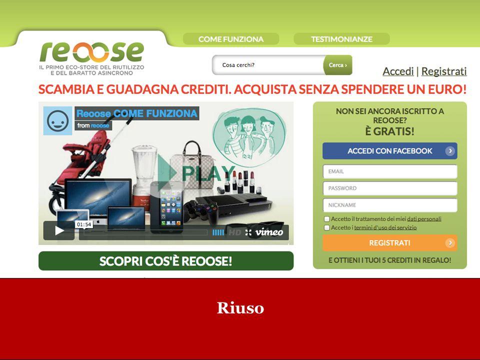 www.collaboriamo.org Riuso