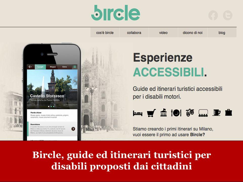 18/06/13 Bircle, guide ed itinerari turistici per disabili proposti dai cittadini