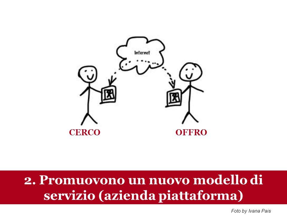 www.collaboriamo.org Oggi si sta affermando un nuovo modello di servizio CERCOOFFRO 2.