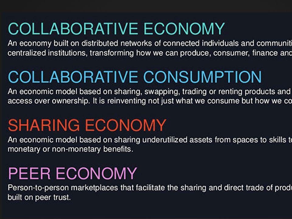 www.collaboriamo.org 1. Promuovono lo sfruttamento a pieno delle risorse