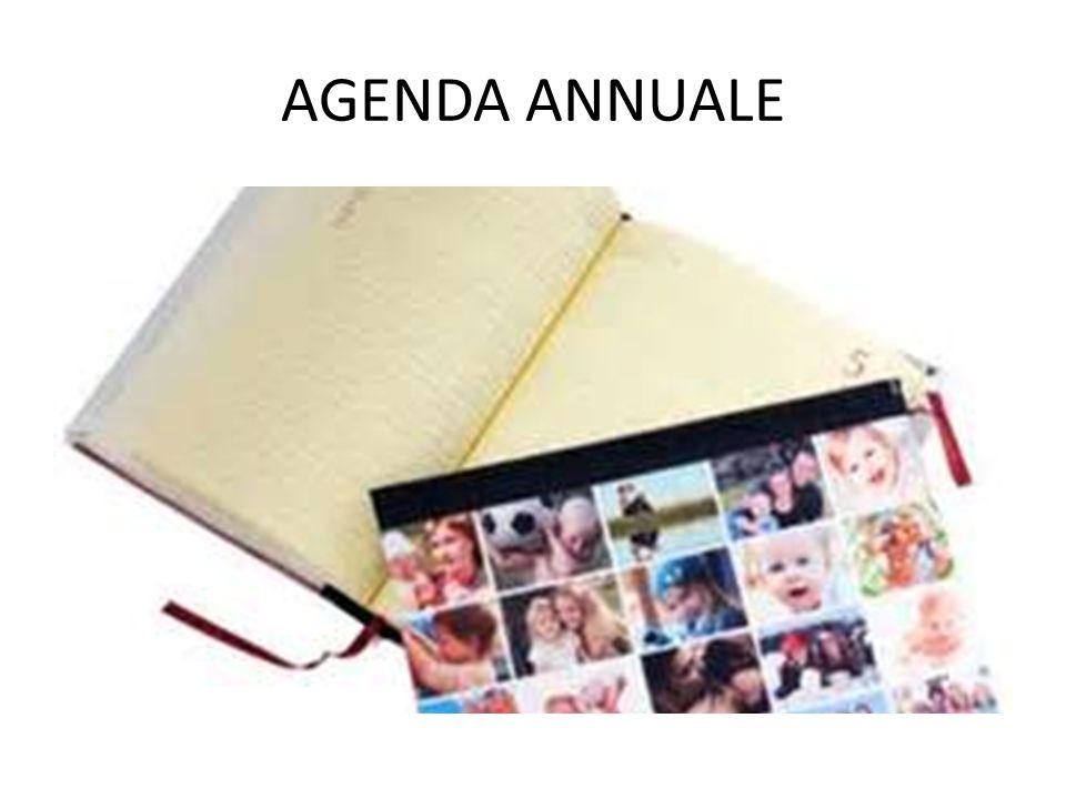 AGENDA ANNUALE