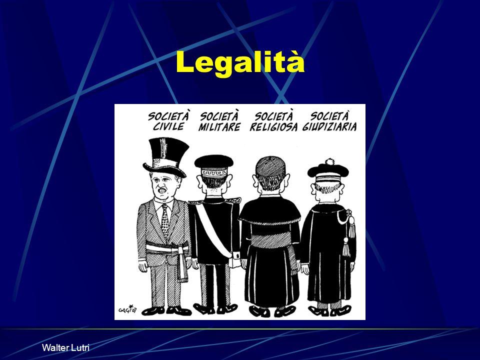 Walter Lutri Legalità
