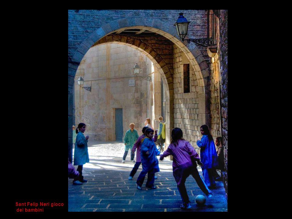 Sant Felip Neri gioco dei bambini