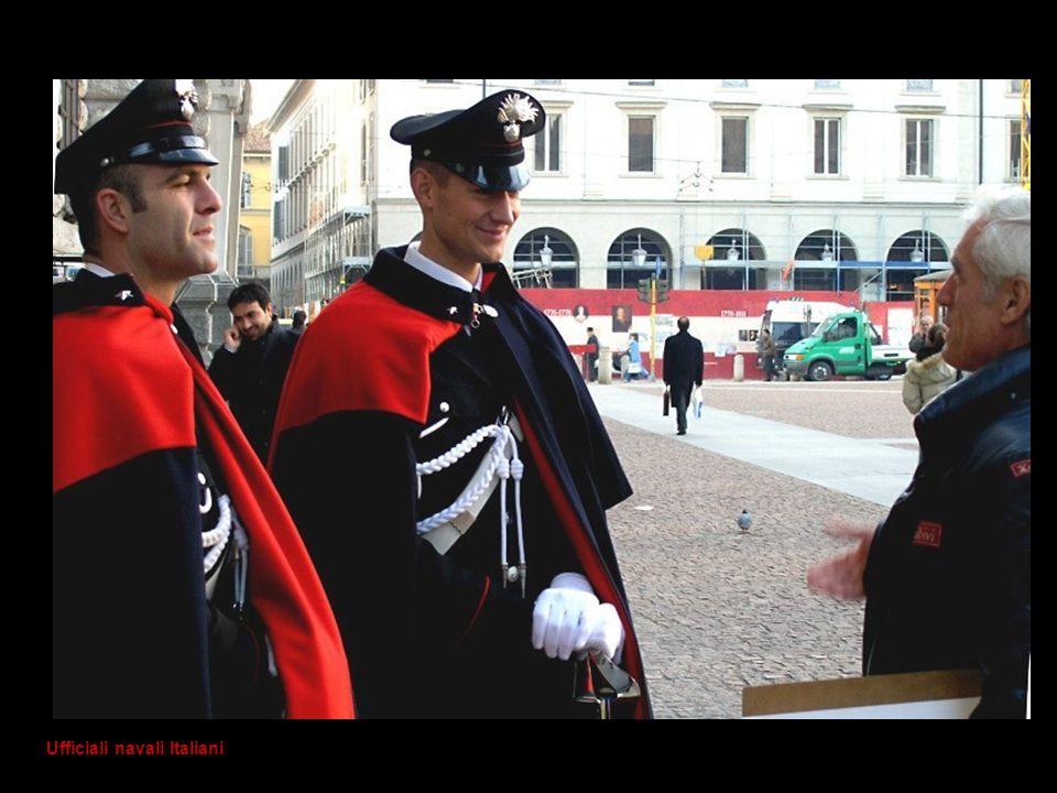 Ufficiali navali Italiani