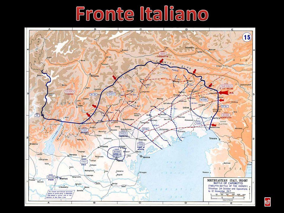 Asiago Gorizia Isonzo