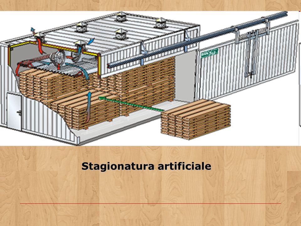 Stagionatura artificiale