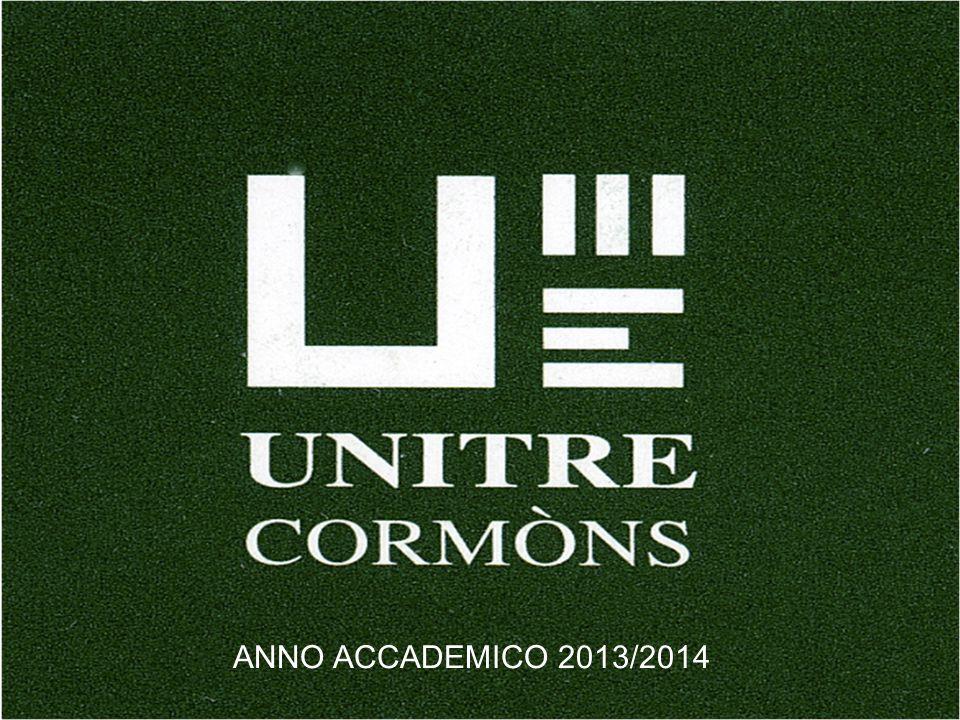 ANNO ACCADEMICO 2013/2014