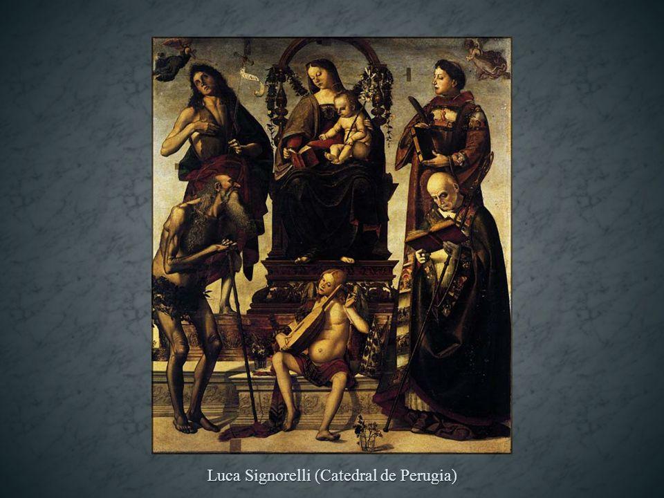 Domenico Ghirlandaio (Convento de San Marcos, Florencia)