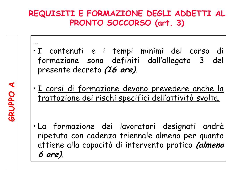 Indici di frequenza d'infortunio in Italia per gruppo di tariffa I.N.A.I.L. (G.U. 17 agosto 2004, n. 192) GRUPPI A, GRUPPO B, GRUPPO C Gruppo di Tarif