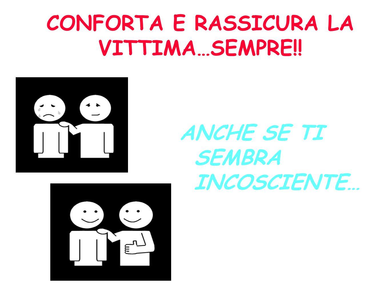 3° REGOLA DEL SOCCORRITORE IN CASO DI MALORE O INFORTUNIO SUL LAVORO… ALLONTANARE LA FOLLA!!!