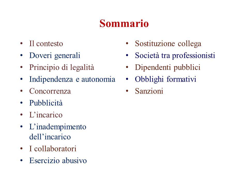 Risposta Art.24 (Contratti e compenso) 4.
