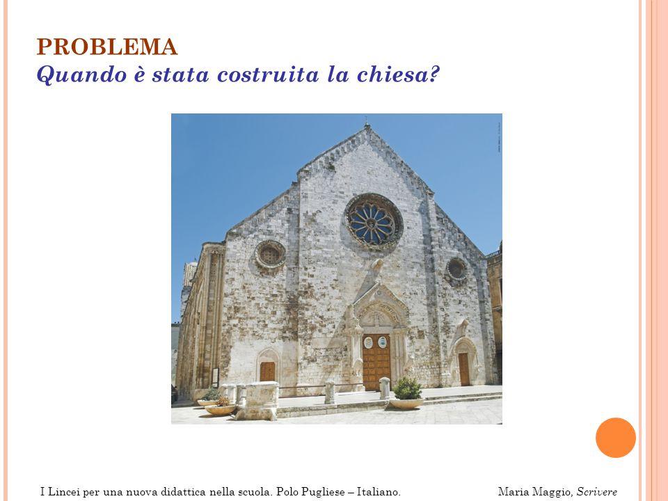 dati La facciata è in stile romanico Allinterno vi è un mosaico bizantino I Lincei per una nuova didattica nella scuola.