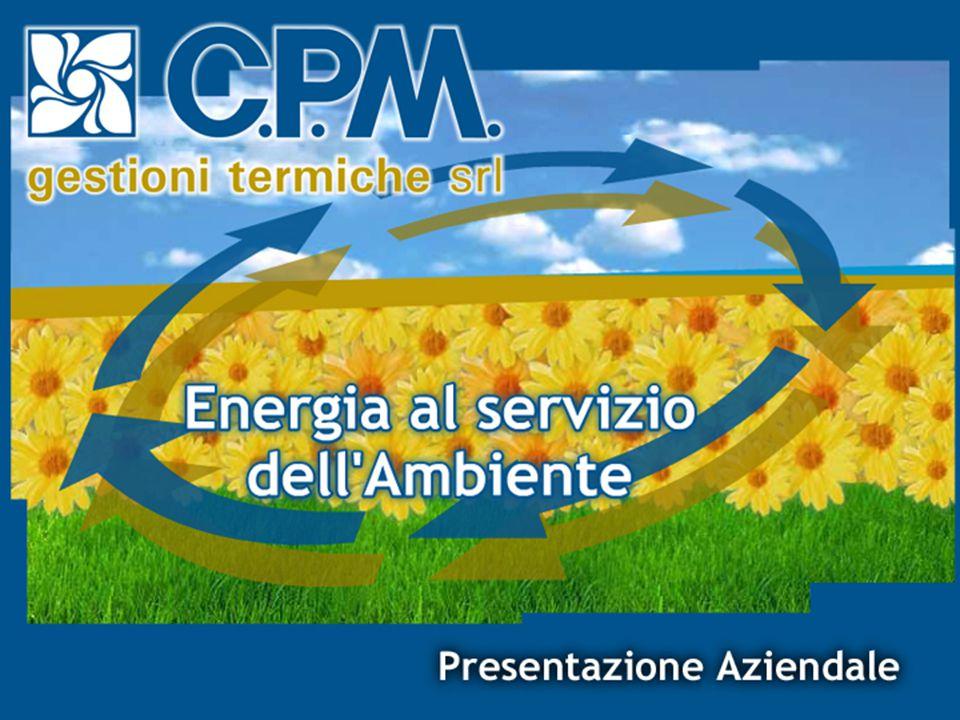 LAzienda La Mission Lattività Referenze La politica di approccio al Cliente I vantaggi di scegliere C.P.M.