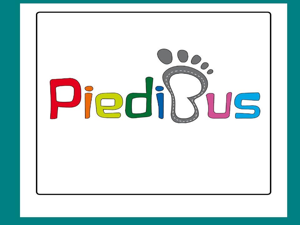 Cosè il Piedibus.