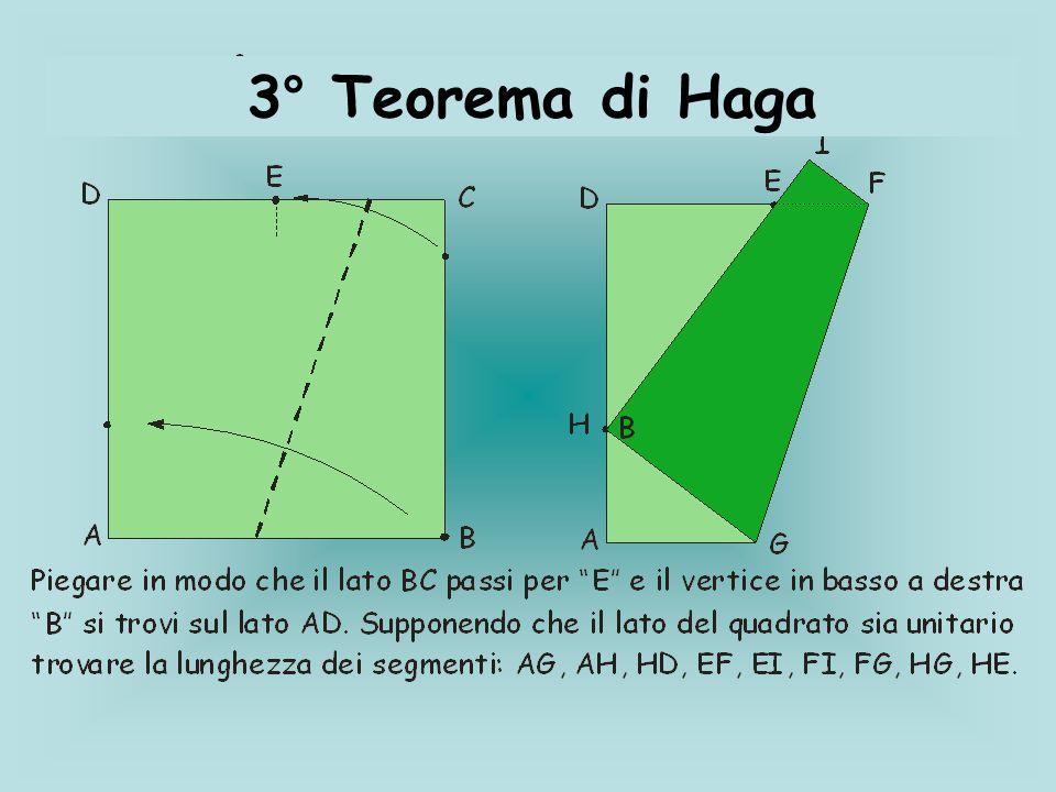3° Teorema di Haga